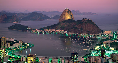 Sugarloaf Mountain, Brazil