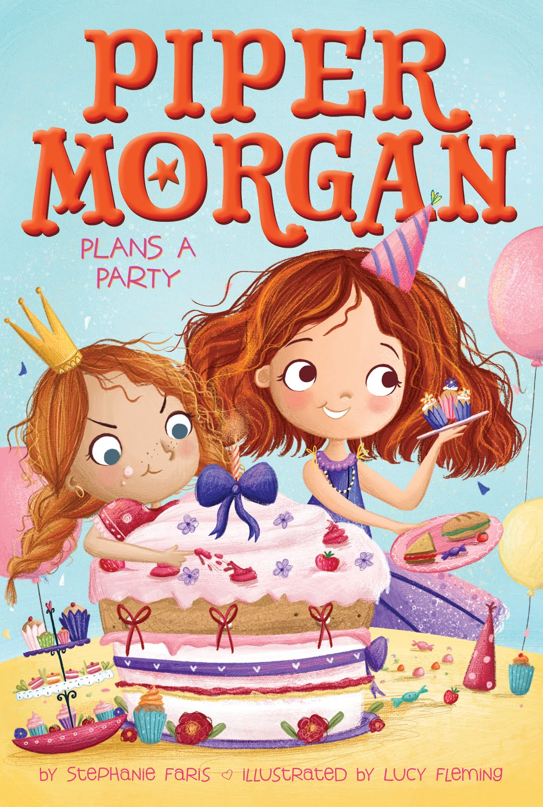 Piper Morgan Plans a Party (Book 5 of 5)