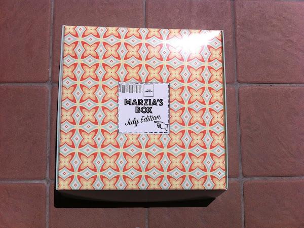 MARZIA'S BOX- July 2015