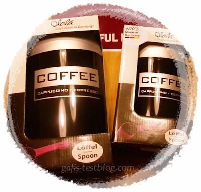 Olala Kaffeedosen Set