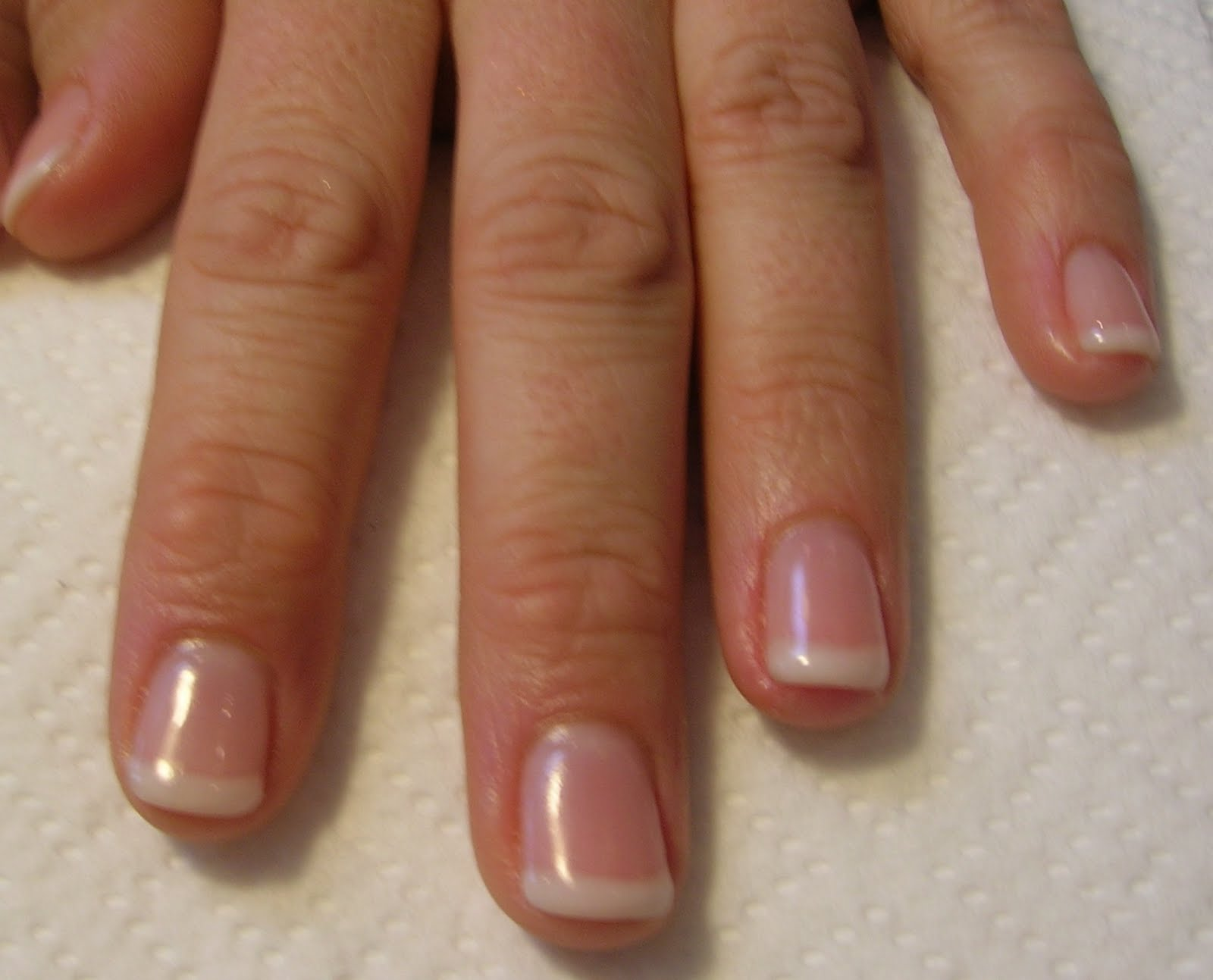 How to do overlay on natural nails with gel – Great photo blog about ...