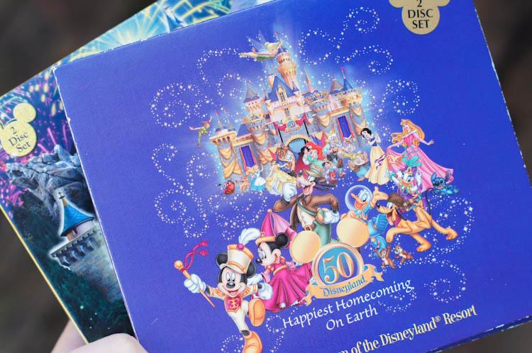 Disneyland 50th Soundtrack | Ribbons Down My Back