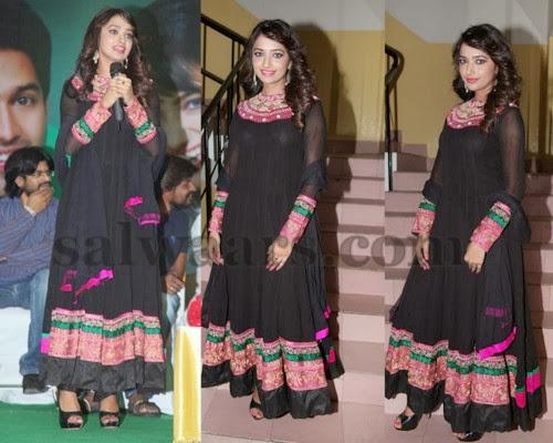 Ziya Black Salwar Kameez