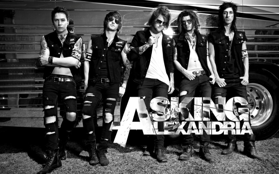 -Asking Alexandria-