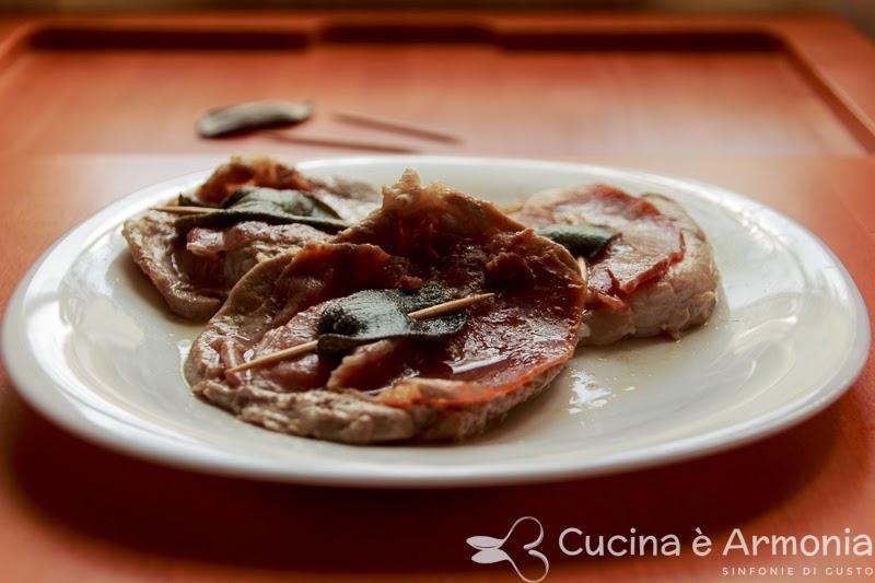 Cucina armonia saltimbocca alla romana - Cucina gloria mercatone uno ...