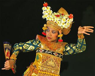 Tari Bali - Jenis Tari Bali