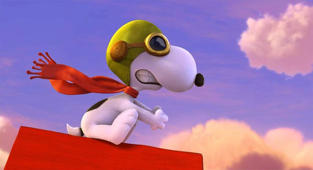 SNOOPY & FRIENDS – IL FILM DEI PEANUTS, TRAILER IN ITALIANO