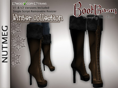 Bootgasm free boots *limited offer*
