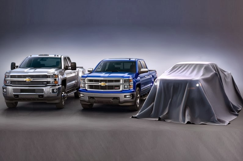 Chevrolet Colorado LA Auto Show Debut Planned
