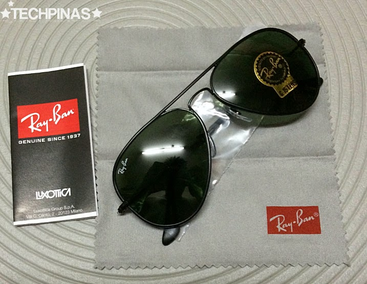 Genuine Ray-Ban Aviator