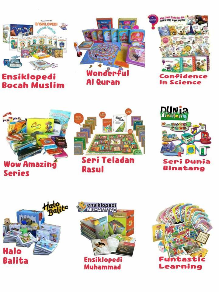 Toko Buku Online For Kids