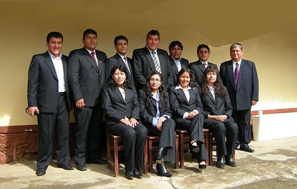 Trabajadores del Area de Administración