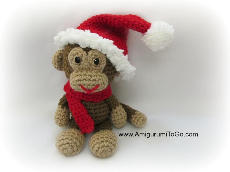 Lion Amigurumi To Go : November amigurumi to go