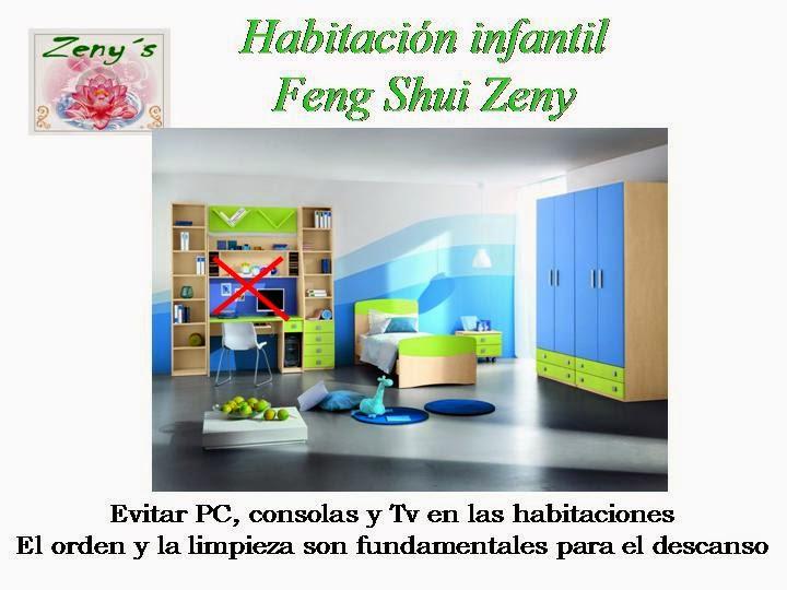 Habitacion feng shui infantil y bebes for Feng shui habitacion