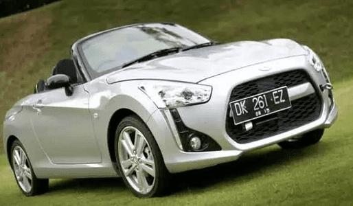 Akhirnya PT Astra Daihatsu Motor resmi memperkenalkan dan menjual si mungil Copen di Indonesia. Harga Mobil sedan sport Daihatsu Copen dibanderol senilai 416,55 juta rupiah untuk tipe transmisi manual dan harga tipe transmisi otomatis adalah 431,55 juta.