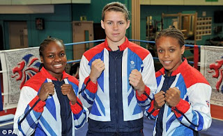 Next London Olympics 2012 : Women Boxers Make Olympic History