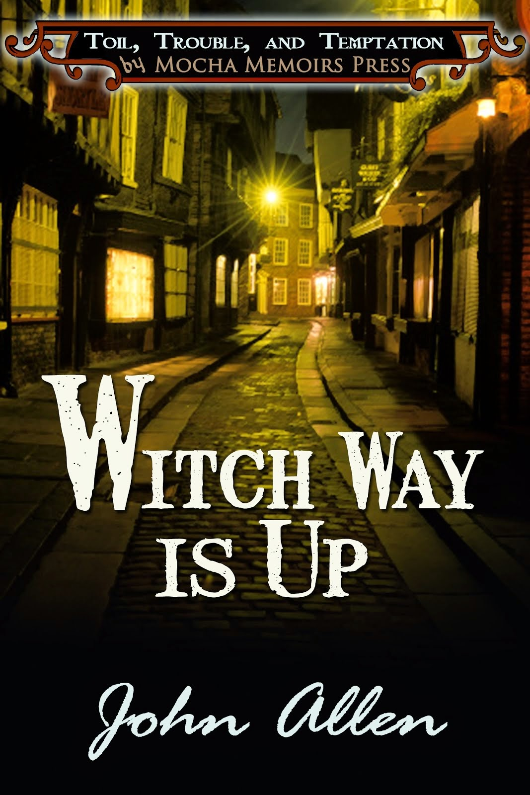Witch Way is Up