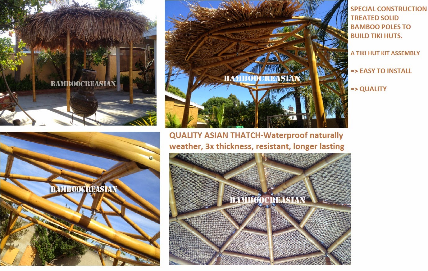 Bamboo materials for construction eco friendly building for How to build your own bar cheap
