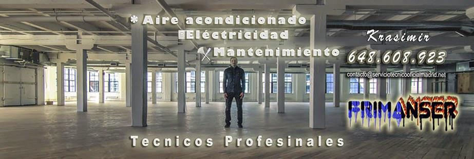 744 400 320 Servicio técnico oficial Madrid