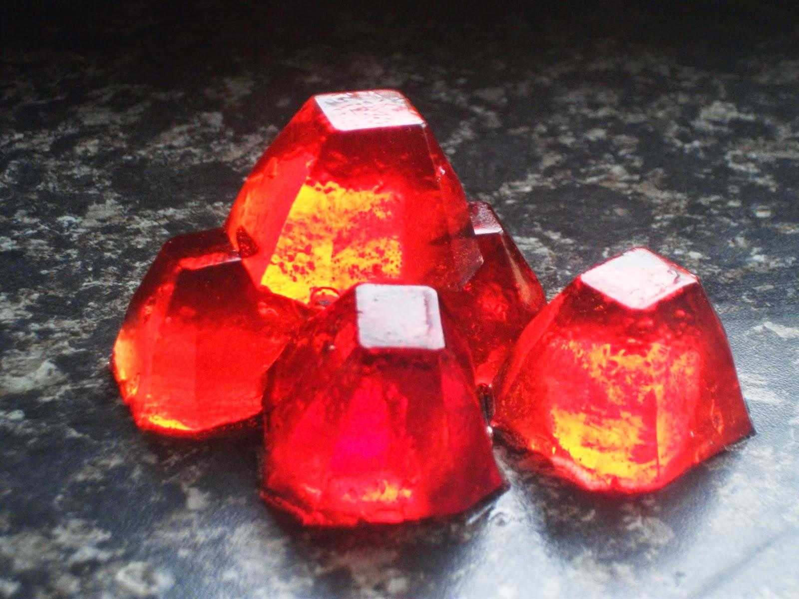 Gummy gems
