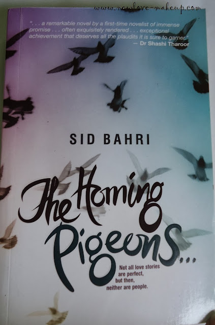 Book Review: The Homing Pigeons by Sid Bahri
