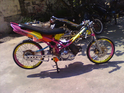 jupiter mx drag style modif