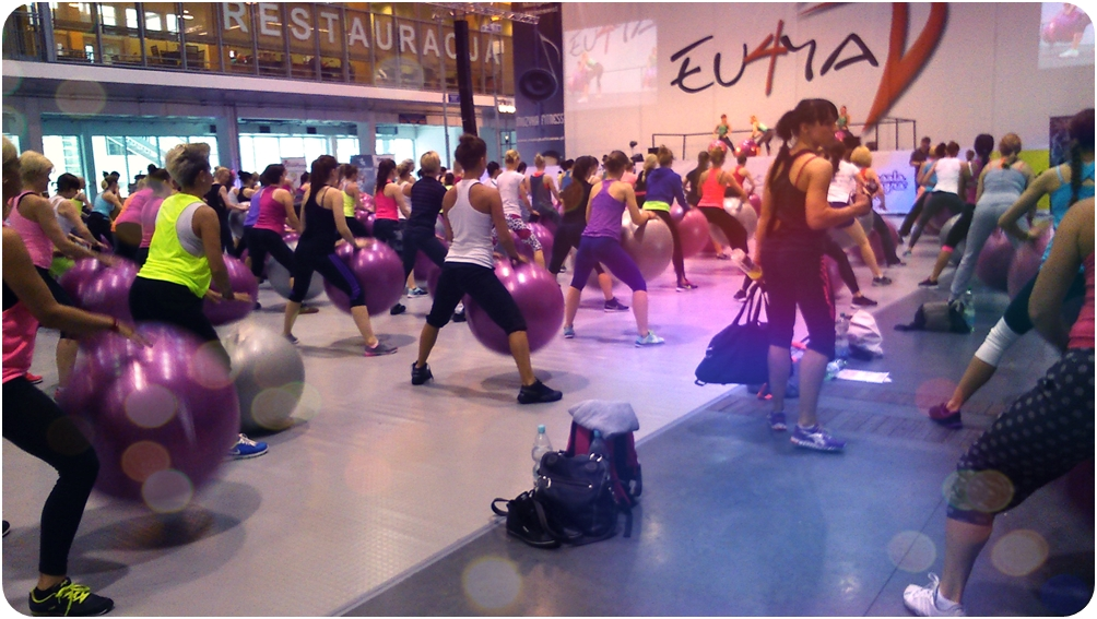 fit expo 2014 Poznań
