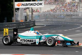 Jazeman Jaafar Norisring Street Circuit