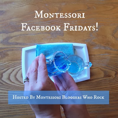 November Montessori Facebook Party!
