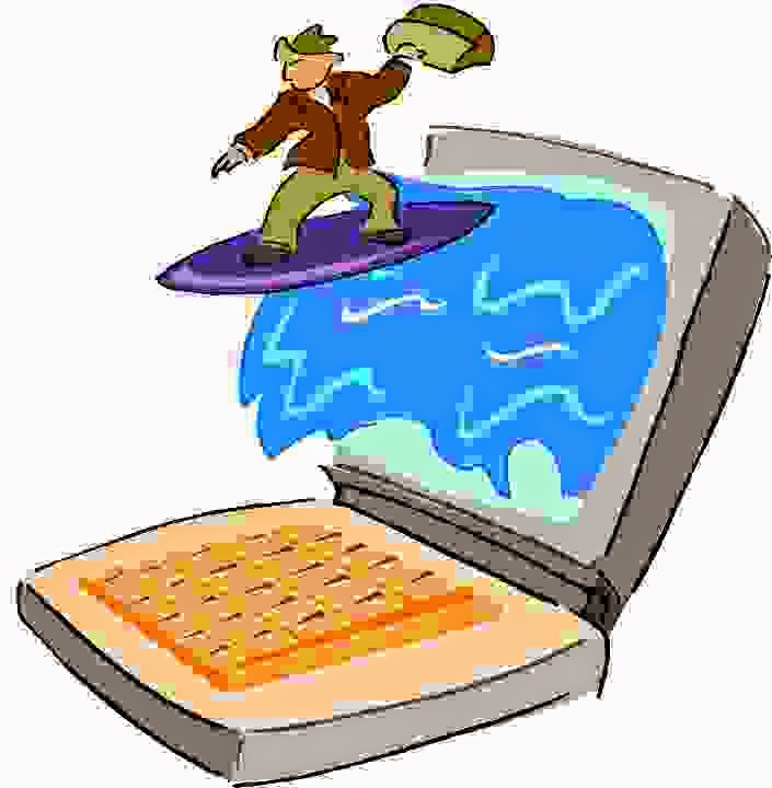 Surfing in Internet