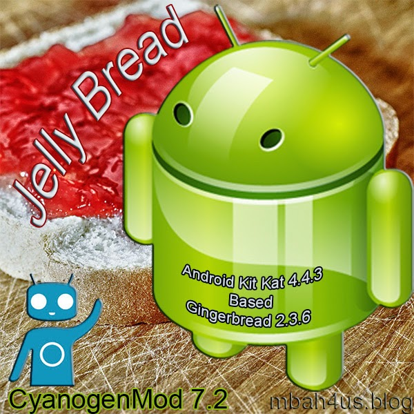 Custom ROM Jelly bread v5.2 for Samsung Gio GT S5660