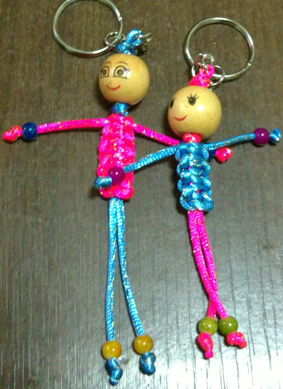 Touchy Craft Touchy Craft Diy Chinese Knot Keychain Video