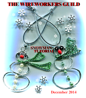 Xmas SNOWMAN Tutorial