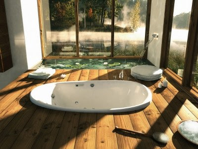 gambar kamar mandi minimalis 1 20 Desain Kamar Mandi Minimalis yang Inspirasional