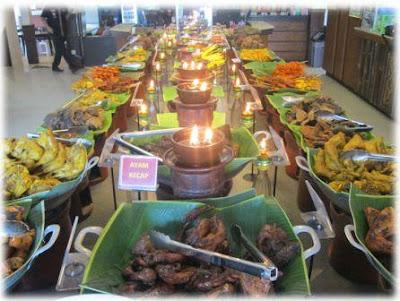 Kuliner khas Sunda - WN Ampera