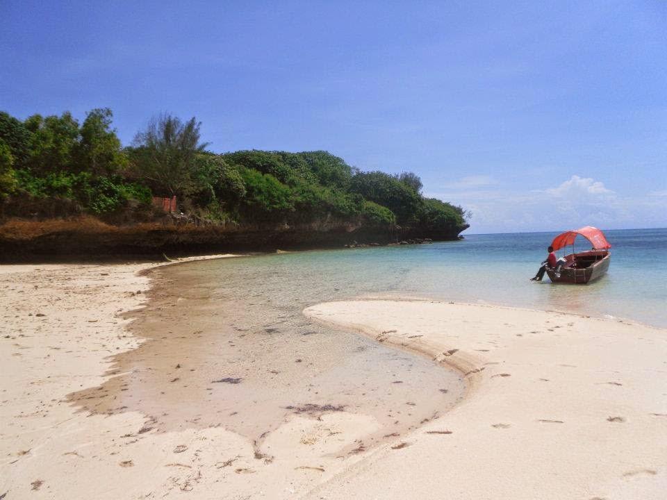 Prison Island Zanzibar Tanzania