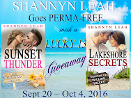 Shannyn Leah Goes Perma-Free Giveaway