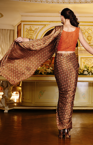 Warda Finest Luxury Silk Collection 2014-15