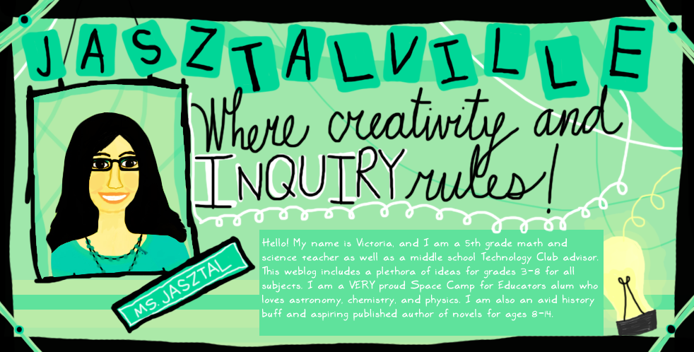 Jasztalville:: A Fifth Grade Realm of Creativity and Innovation