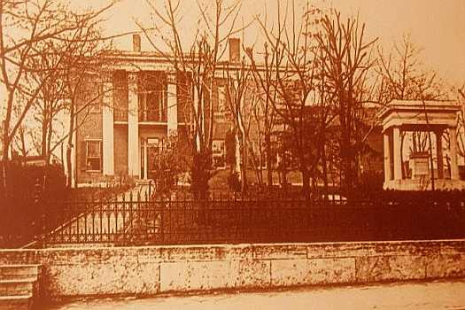 President James K Polk Sarah Polk
