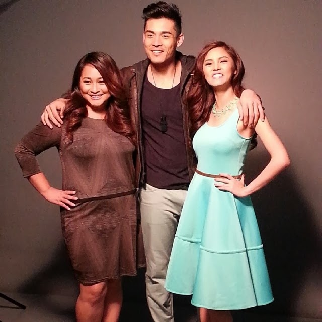 "Kim Chiu and Xian Lim returns on big screen via ""Bride for Rent"""