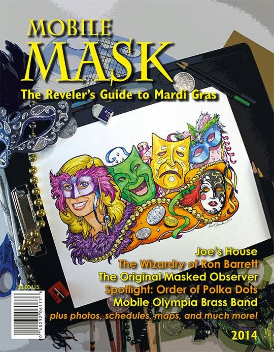Mobile Mask Magazine 2014
