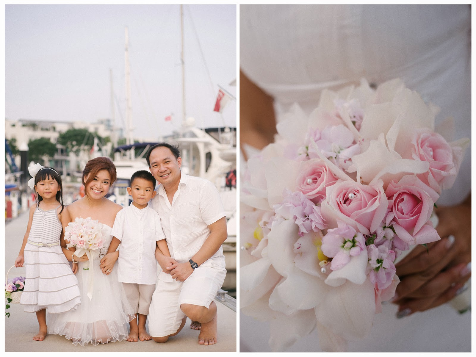 wedding photography singapore yacht 02