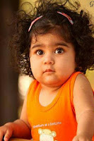 Babies Pictures With Orange Dress Kids Images