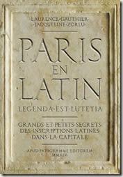 Paris en Latin de Laurence Gauthier et Jacqueline Zorlu