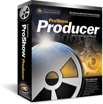 видеоуроки корректирующие слои proshow producer