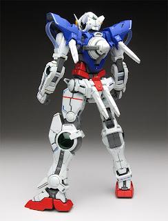 MG Gundam Exia custom