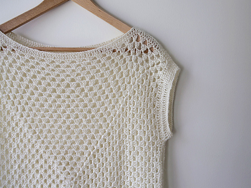 free crochet pattern granny square top