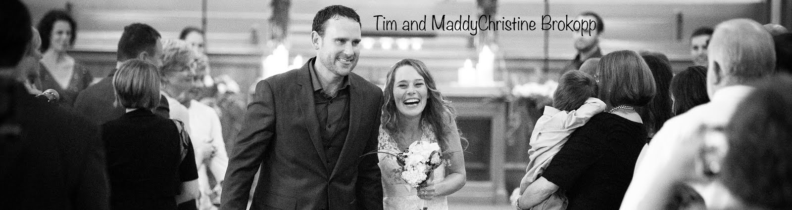 Tim and MaddyChristine Brokopp