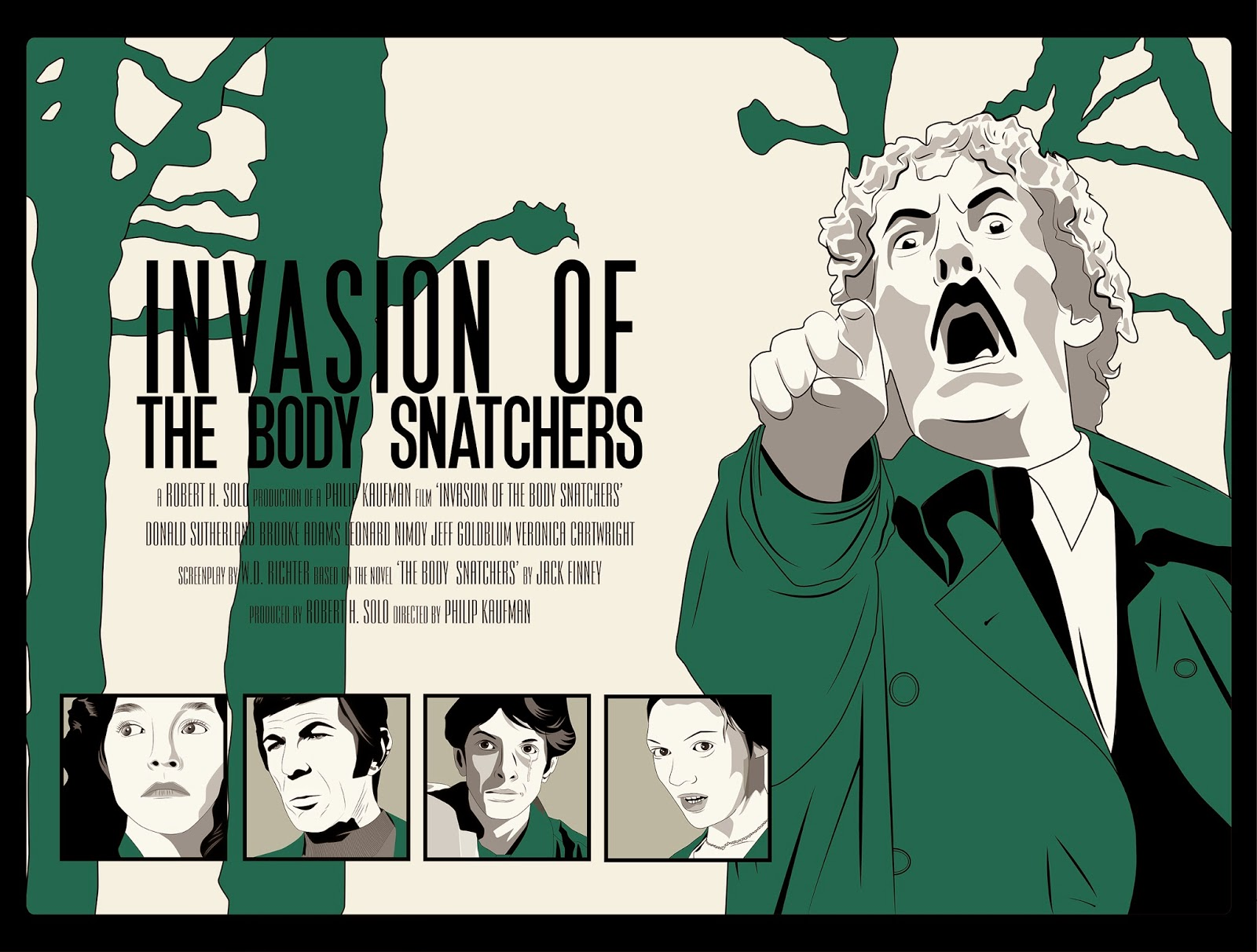 Invasion of the Body Snatchers (1971) BrRip Dual